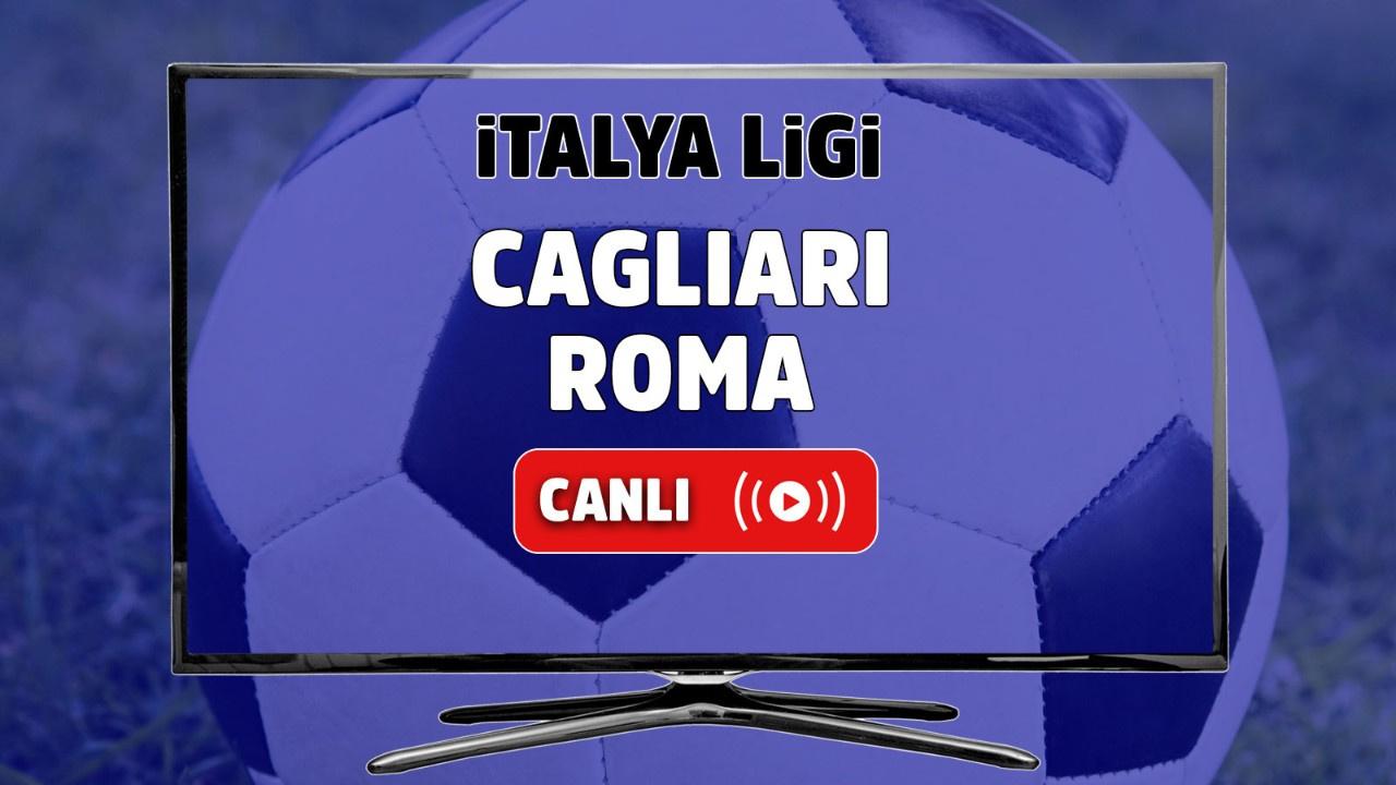 Cagliari - Roma Canlı