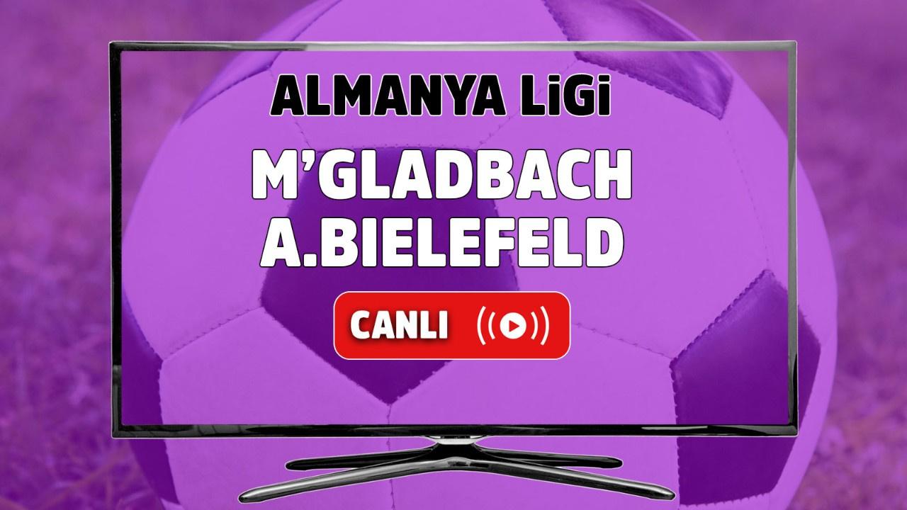 M'gladbach – Arminia Bielefeld Canlı