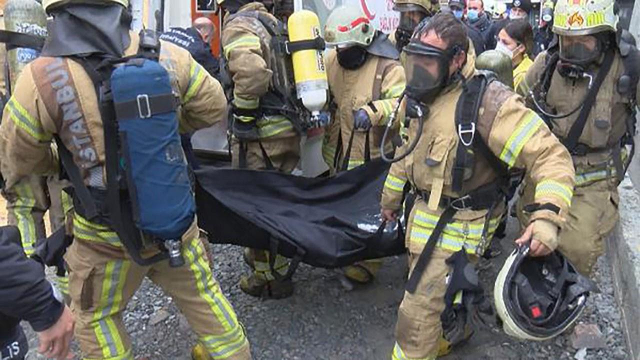 Arnavutköy'de yangın: Çok sayıda ölü!