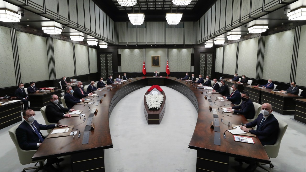 Kabine toplantısı başladı: Yeni önlem gelecek mi?