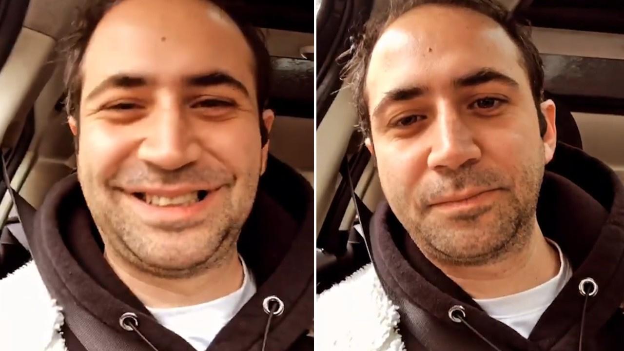 Sarp Bozkurt oruç sorularına isyan etti