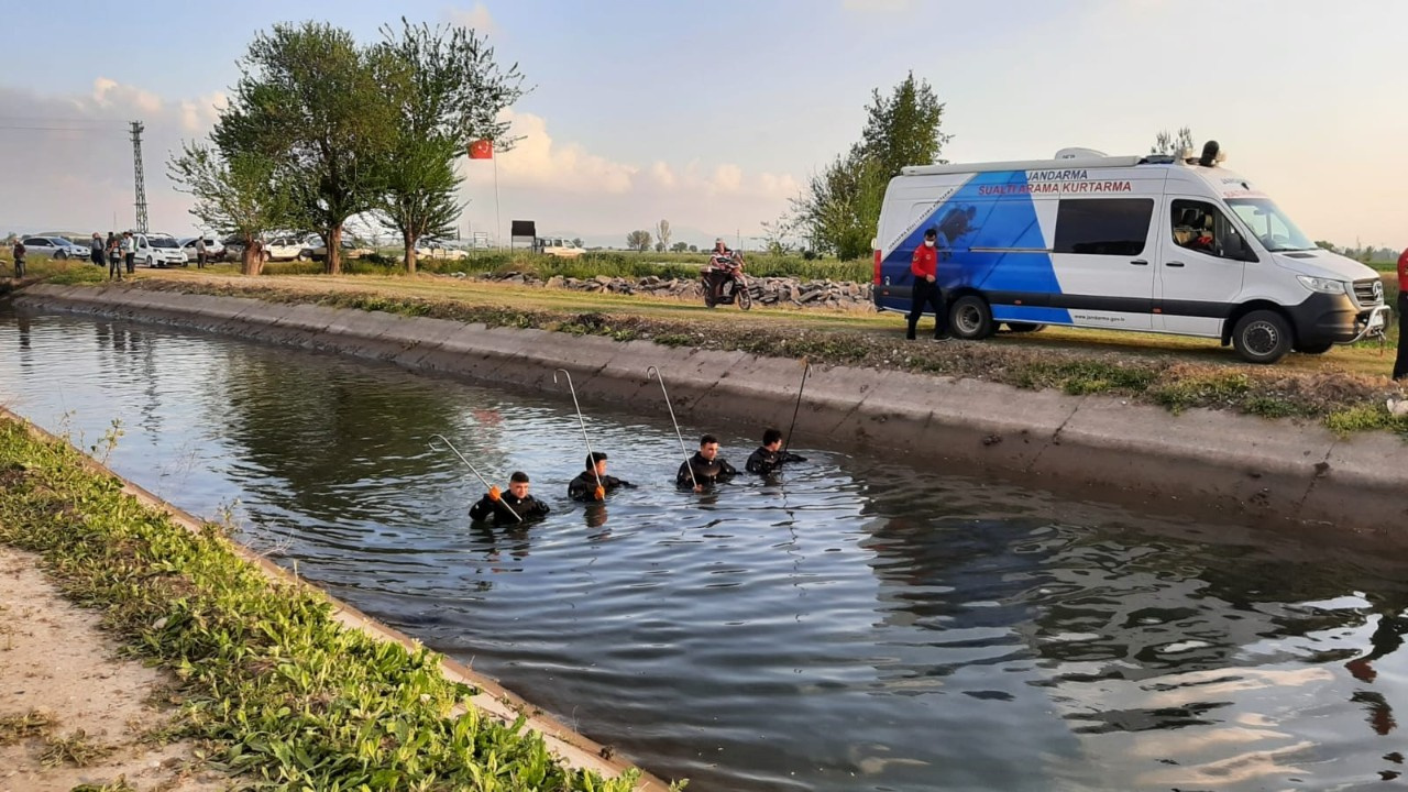 Sulama kanalında facia: 4 çocuk...