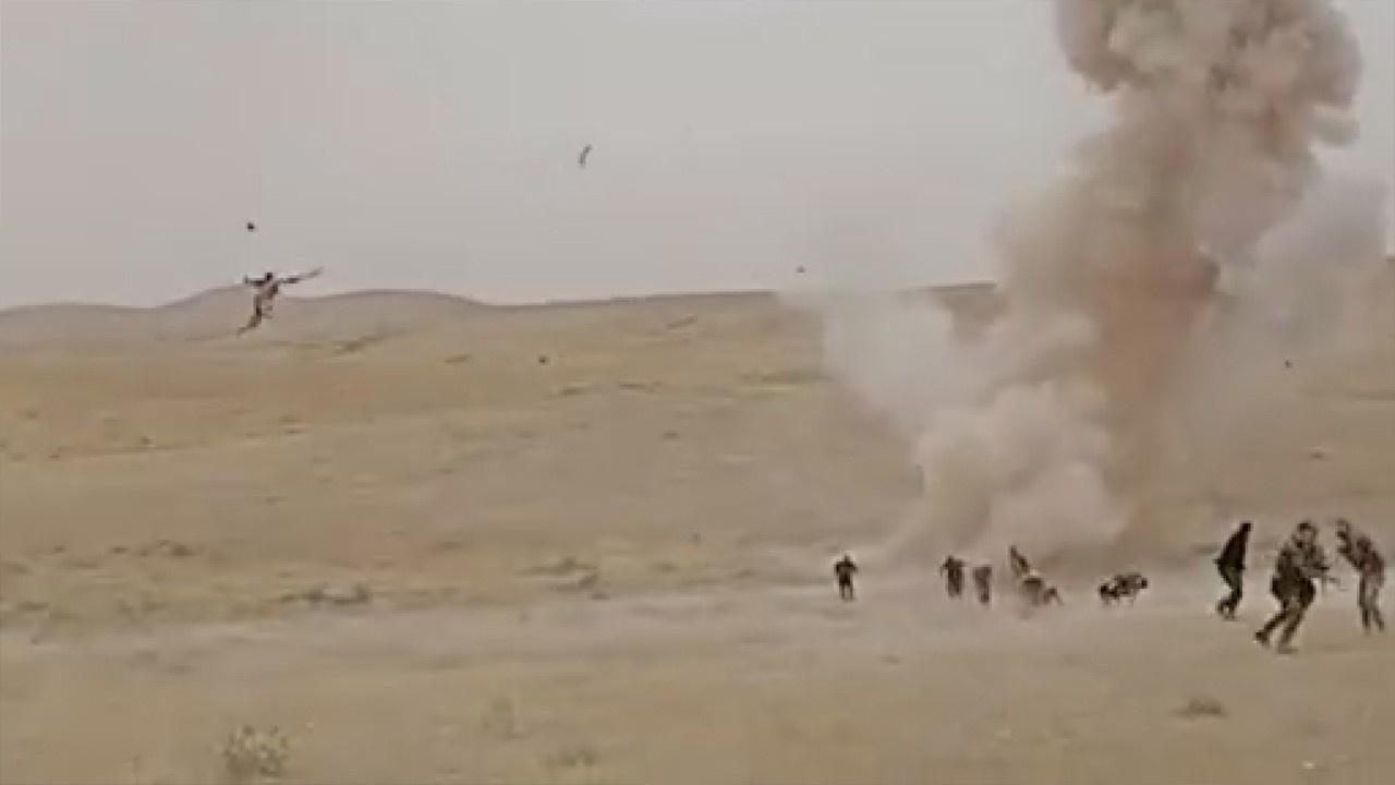 Irak'ta mayın patlaması: 1 ölü, 2 yaralı