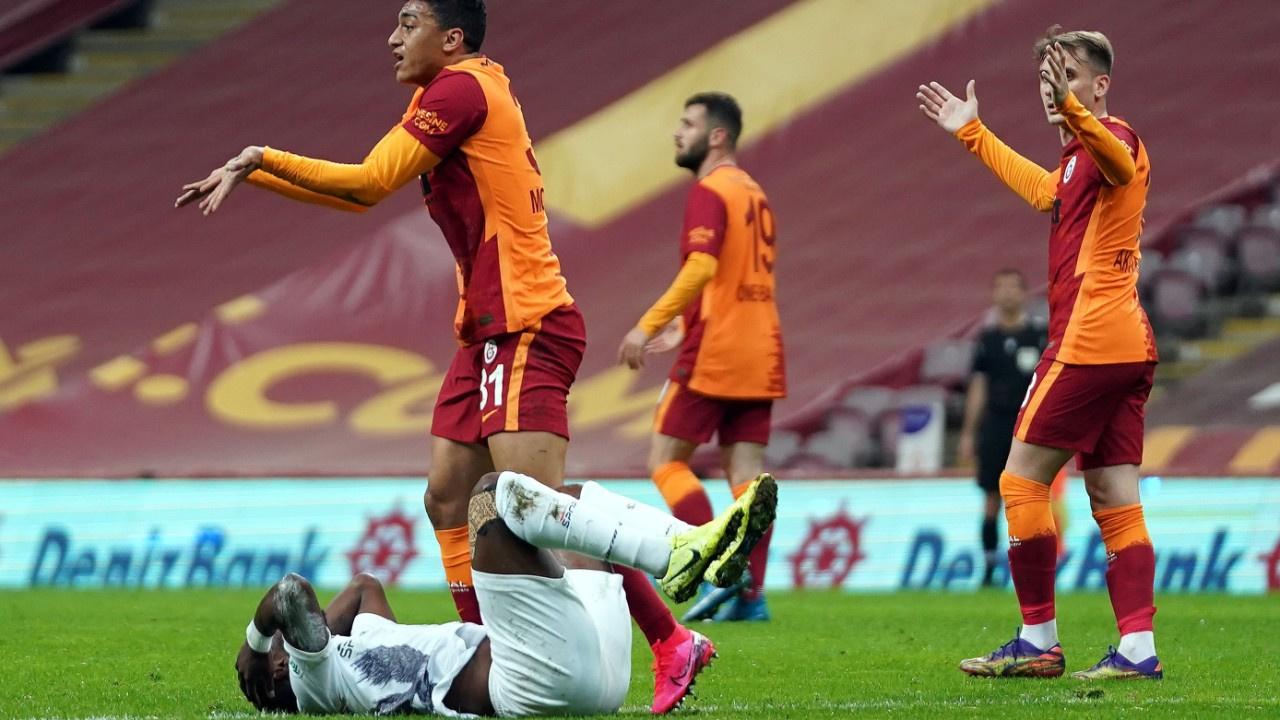 Galatasaray Konyaspor'u kendi evinde yendi