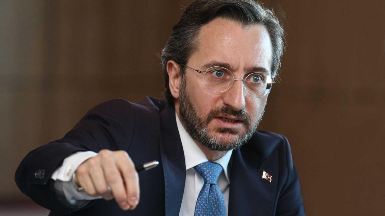 İletişim Başkanı Altun'dan Fransa'ya tepki