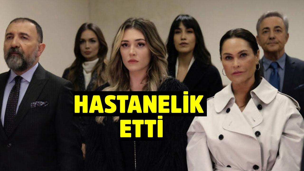 Hülya Avşar ünlü oyuncuyu hastanelik etti!