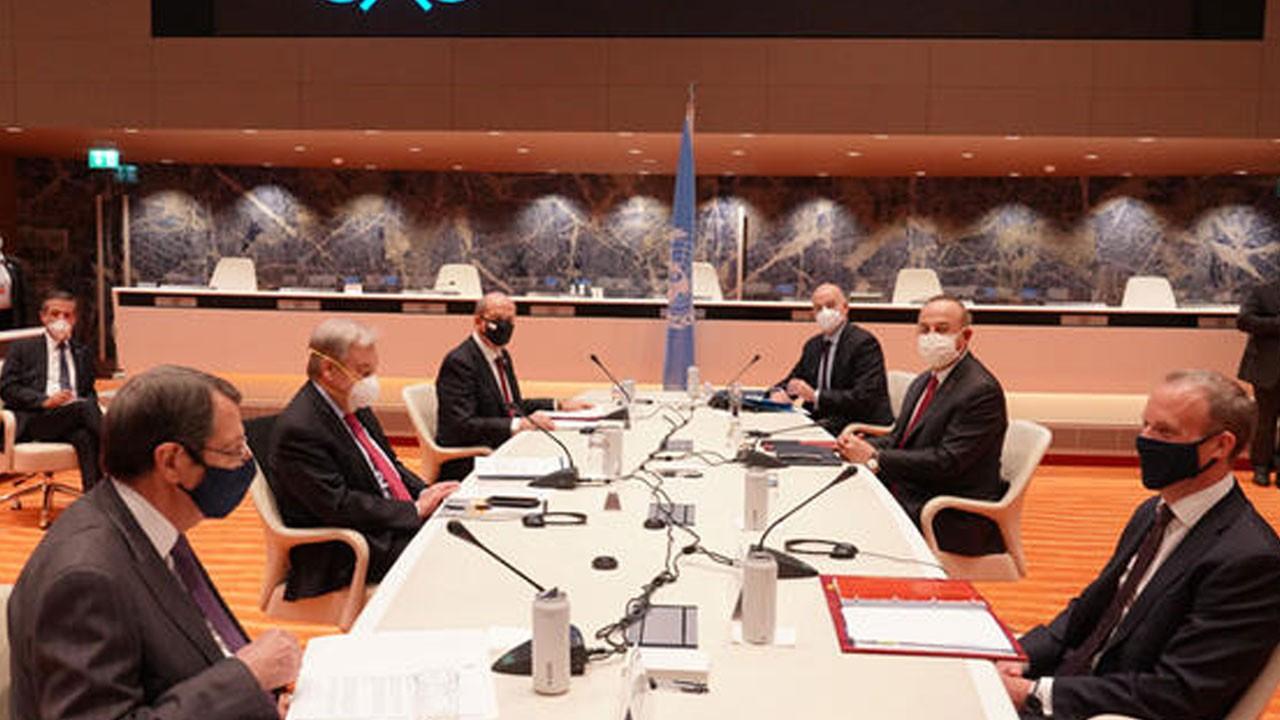 BM'den 'Ortak zemin bulamadık' açıklaması