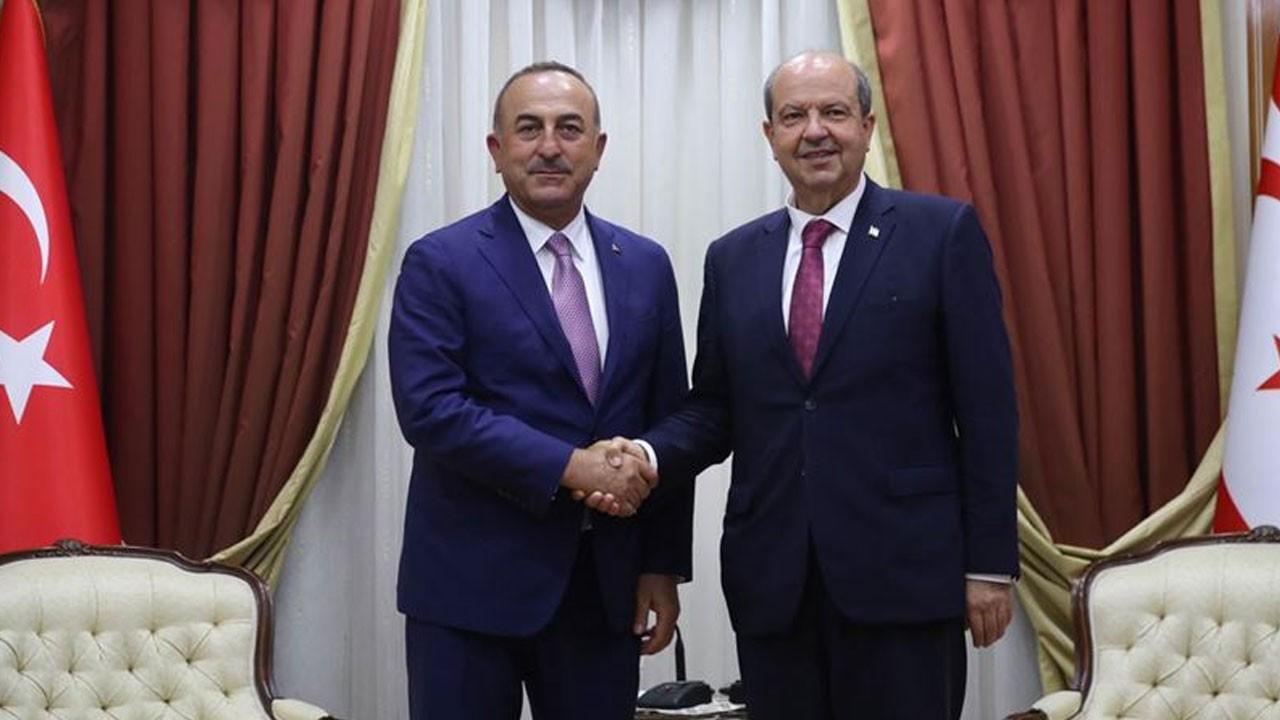 Çavuşoğlu ve Tatar'dan ortak açıklama