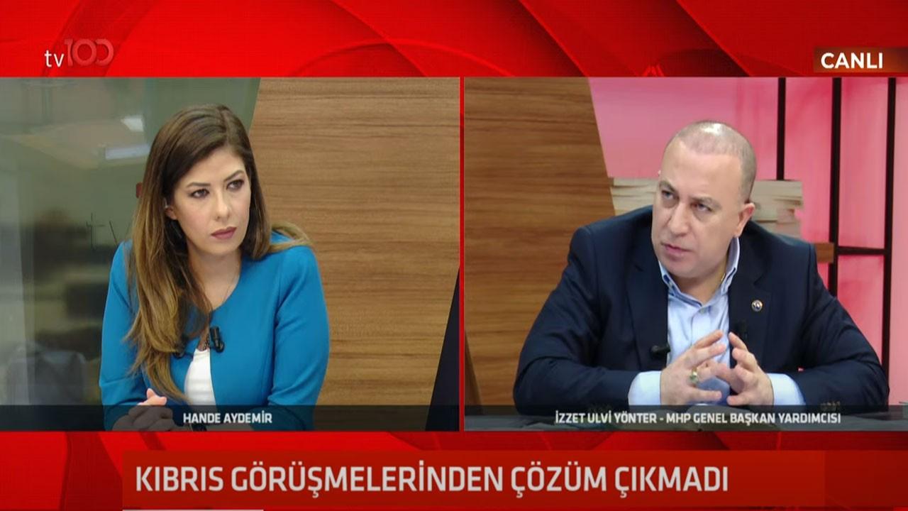 İzzet Ulvi Yönter: Biz 'soykırım değil, tehcir yaptık'
