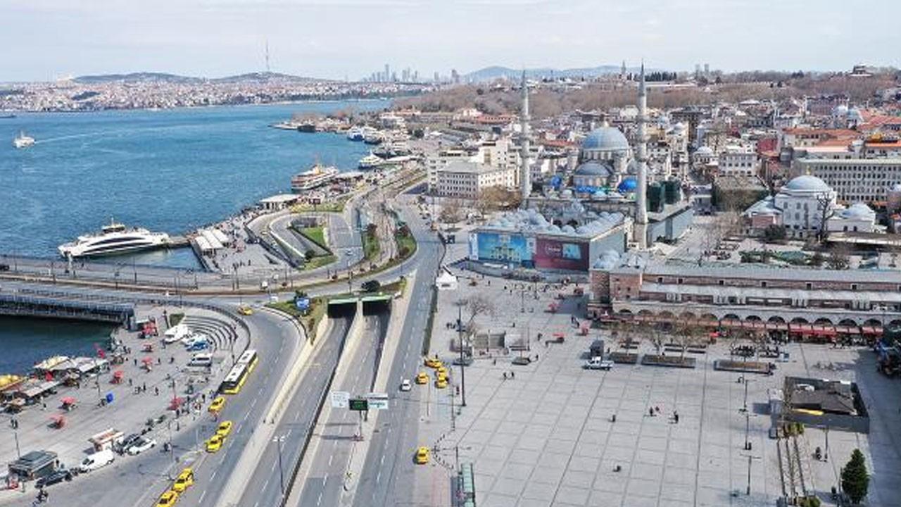 İstanbul için tsunami önlemi