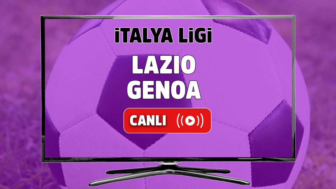 Lazio - Genoa Canlı