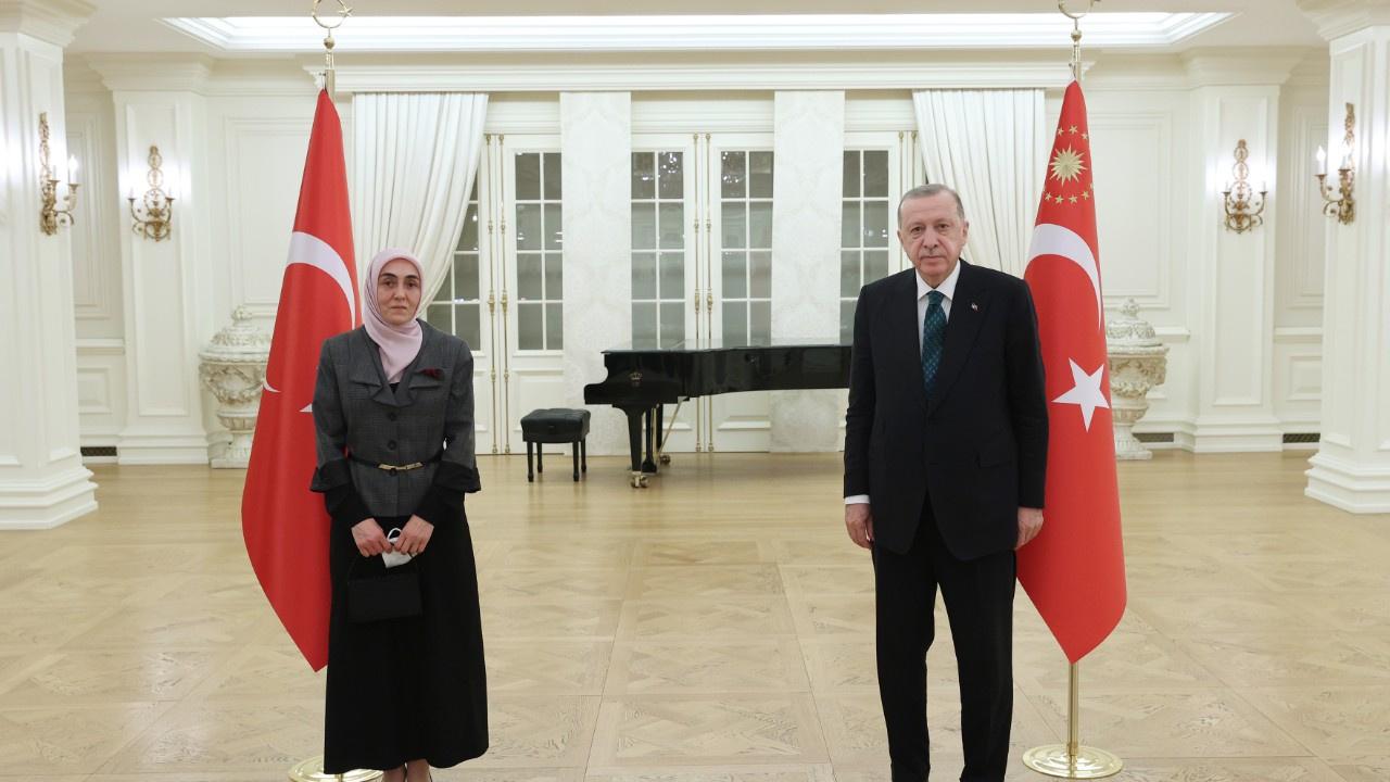 Erdoğan öğretmenlerle iftarda buluştu