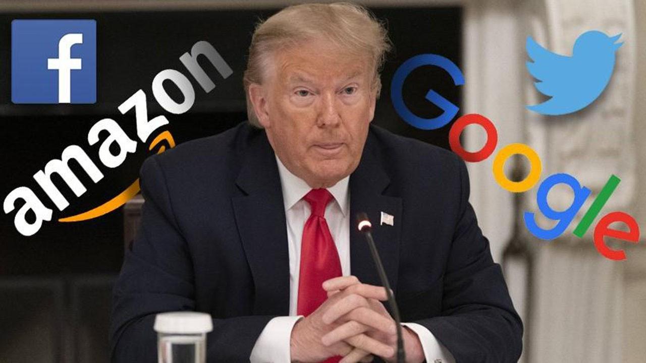Trump'ın sosyal medya ile savaşı bitmiyor!