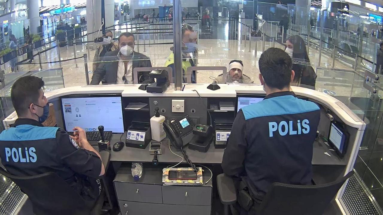 İstanbul Havalimanı'nda VIP göçmen kaçakçılığı