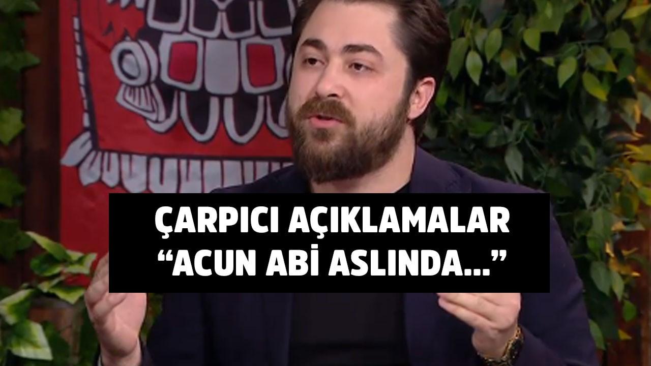 Semih Öztürk'ten çarpıcı açıklama!