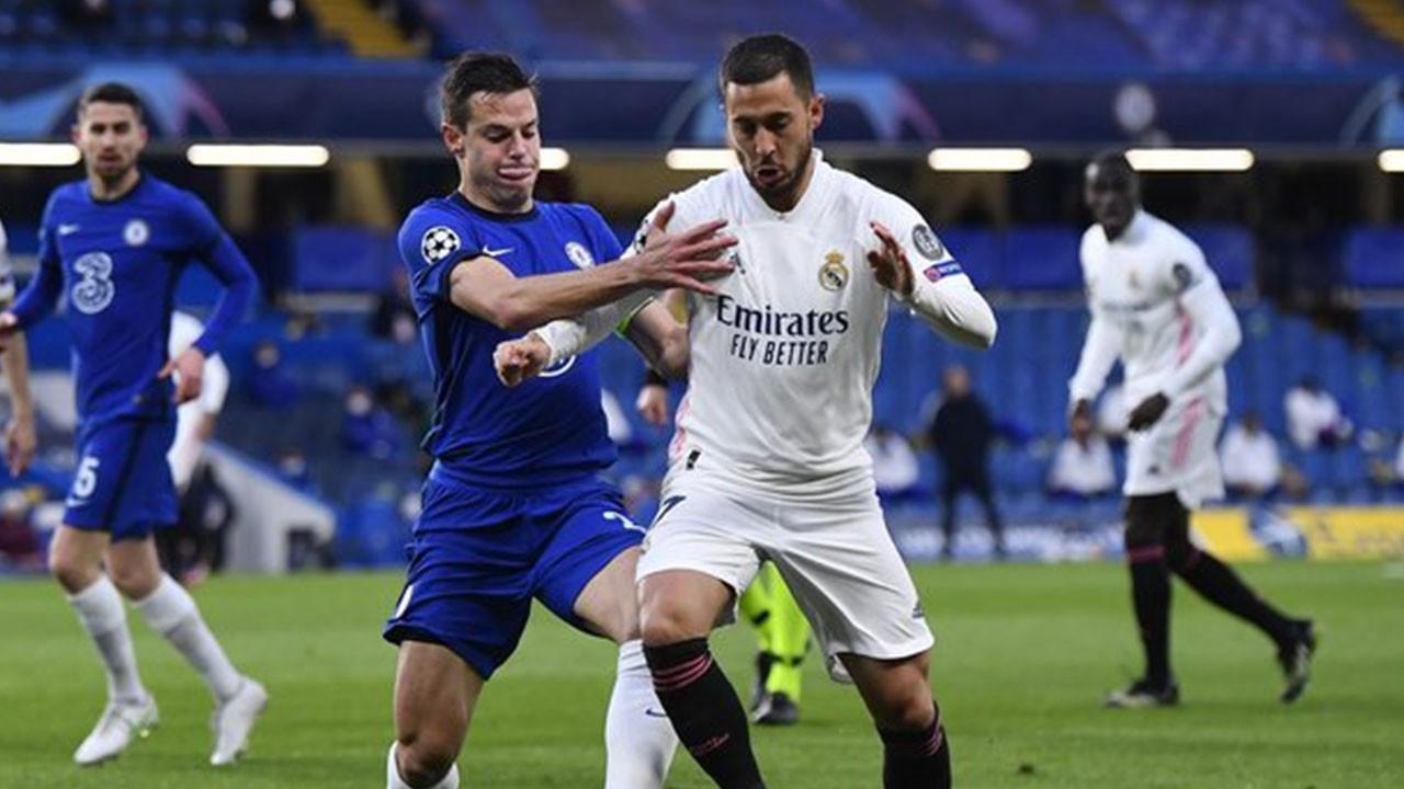 Chelsea  2 Real Madrid 0