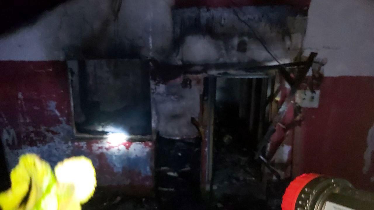 Kastamonu'da yıldırım düştü! 6 ev yandı!