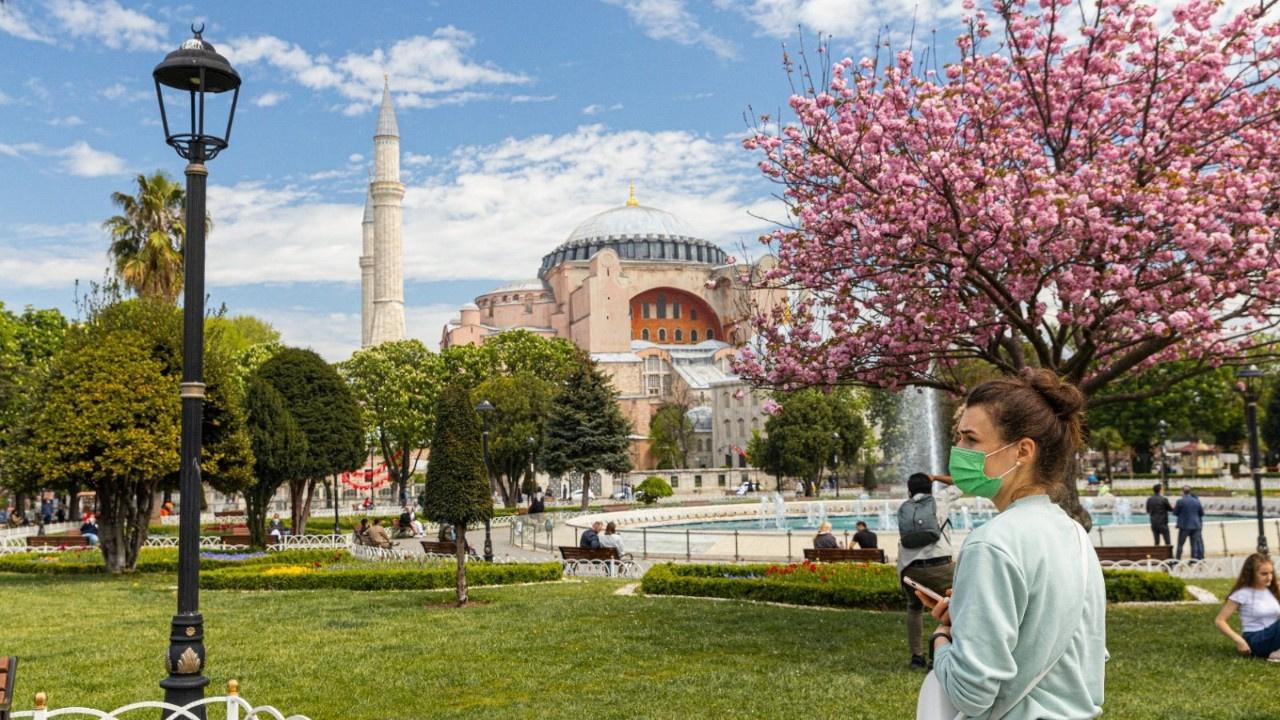 Vali açıkladı... İstanbul'a gelen turist sayısı