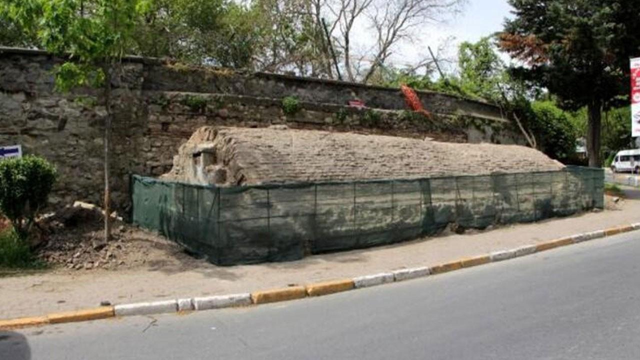 Beyoğlu'nda bulundu! Yaklaşık 200 yıllık