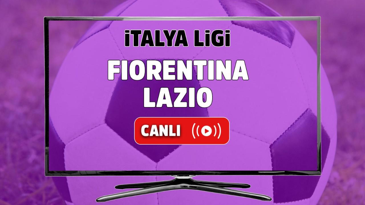 Fiorentina - Lazio Canlı