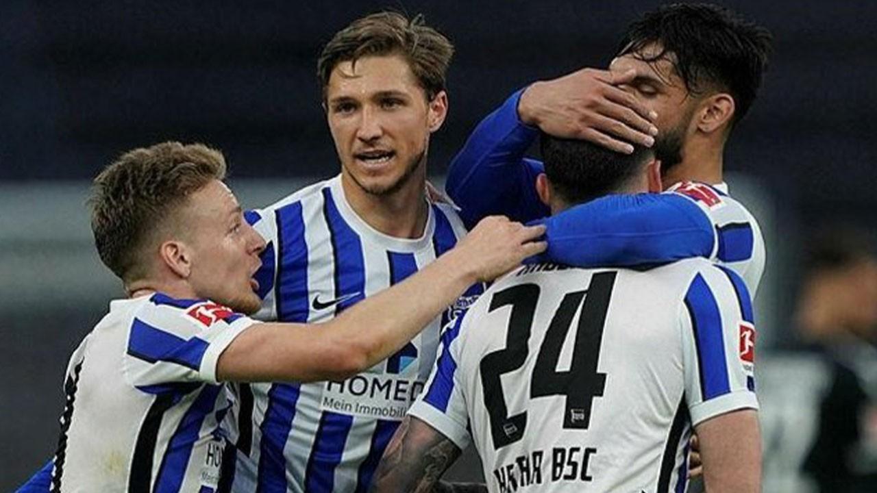 Hertha Berlin 3 Freiburg 0