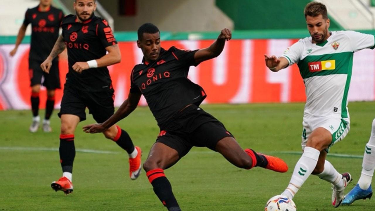 Real Sociedad 2 Elche 0