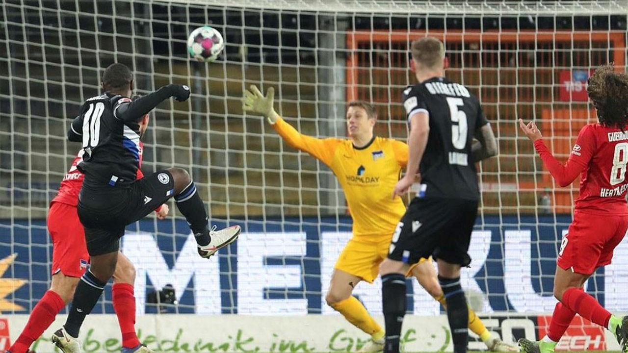 Hertha Berlin 0 Arminia Bielefeld 0