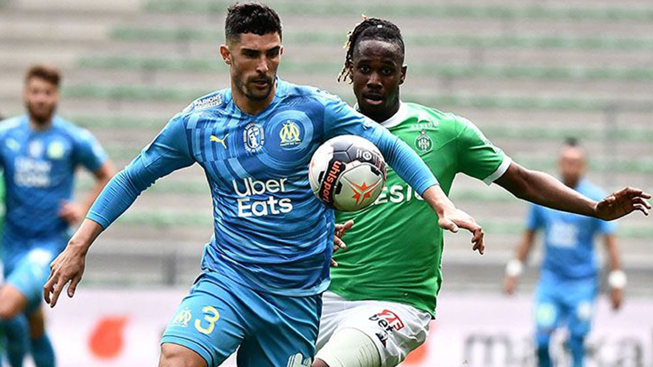 Saint Etienne 1 Marsilya 0