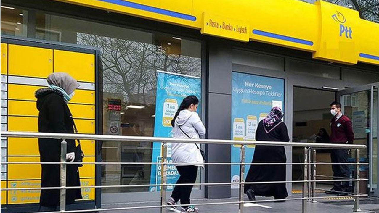 Tam kapanmada postane PTT'ler açık mı, kapalı mı?