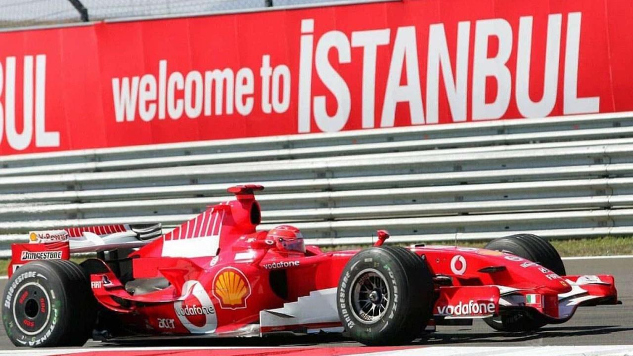 Formula 1 İstanbul GP iptal edildi
