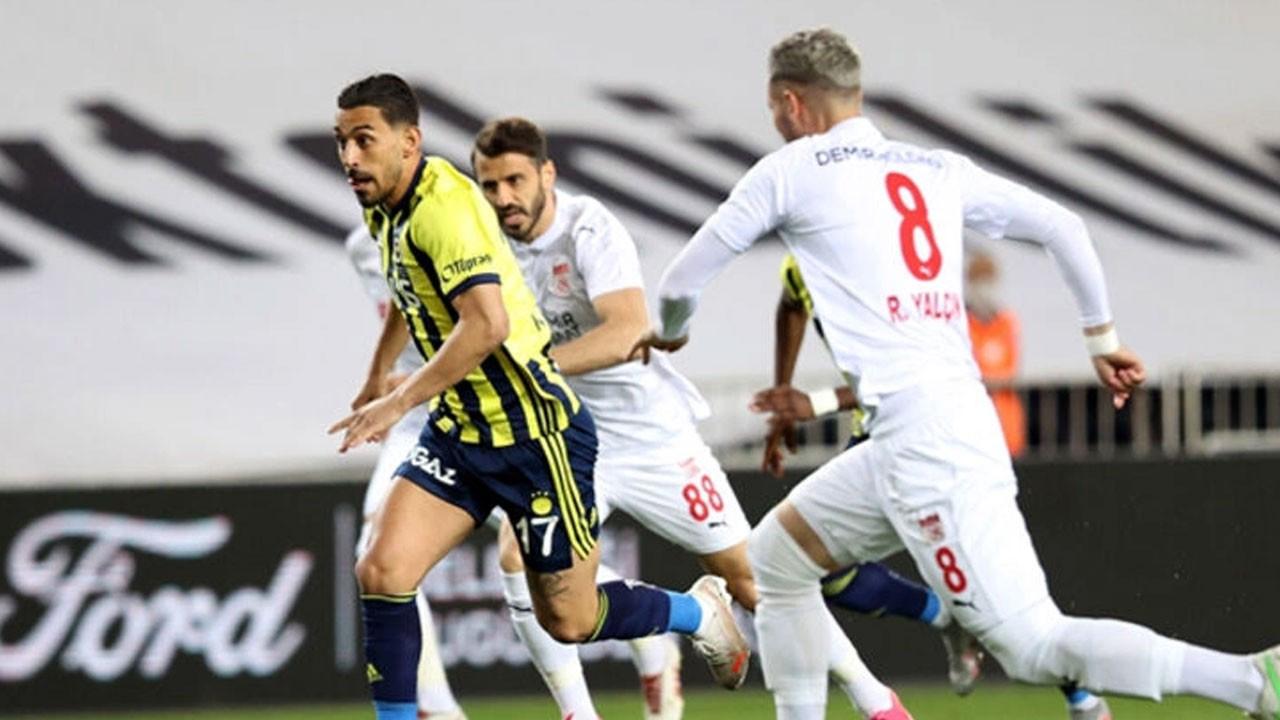 Fenerbahçe'de İrfan Can Kahveci şoku