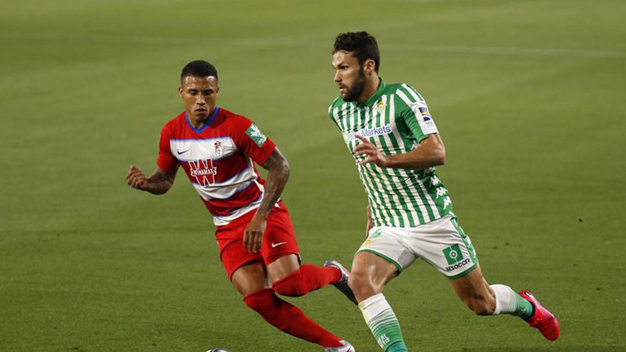 Real Betis 2 Granada 1