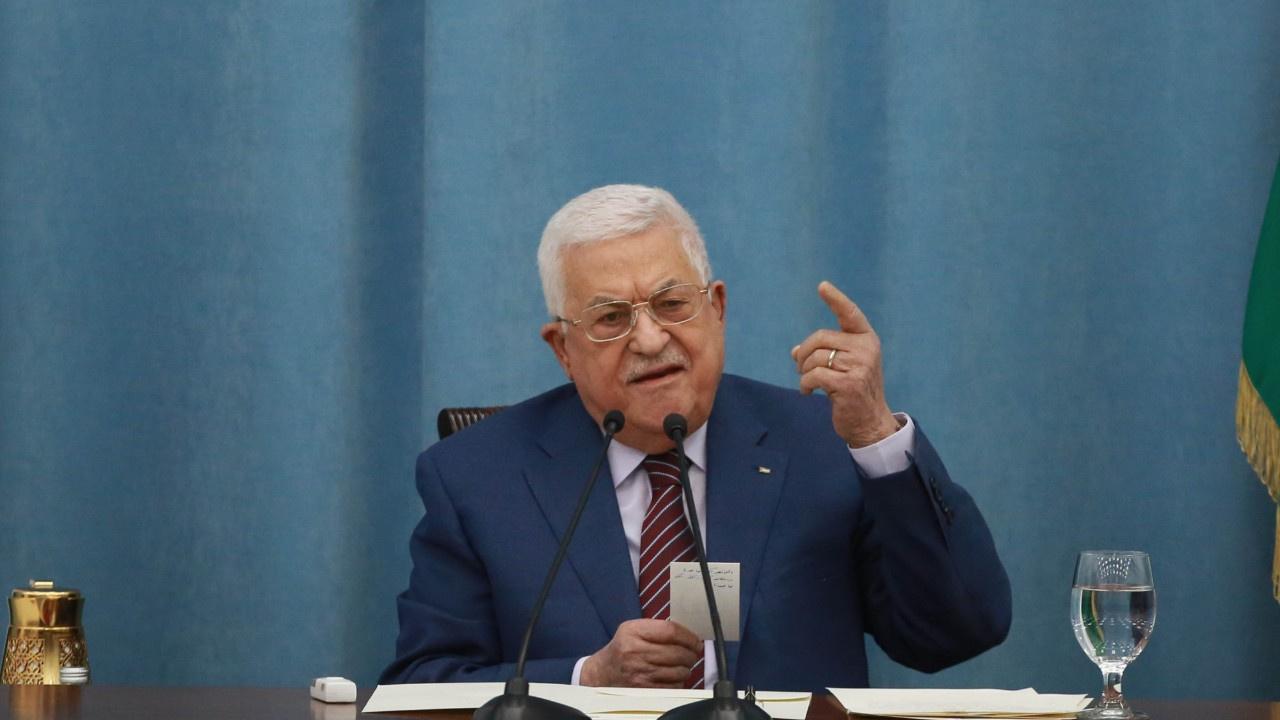 Abbas: Kudüs kırmızı çizgimizdir