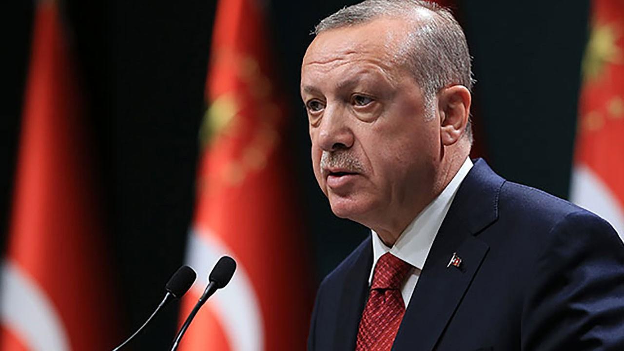 Cumhurbaşkanı Erdoğan, Gani ile telefonda görüştü