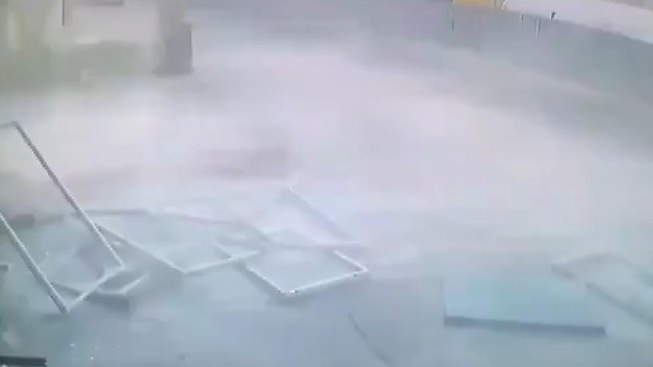 Pendik'te metro inşaatındaki patlama!