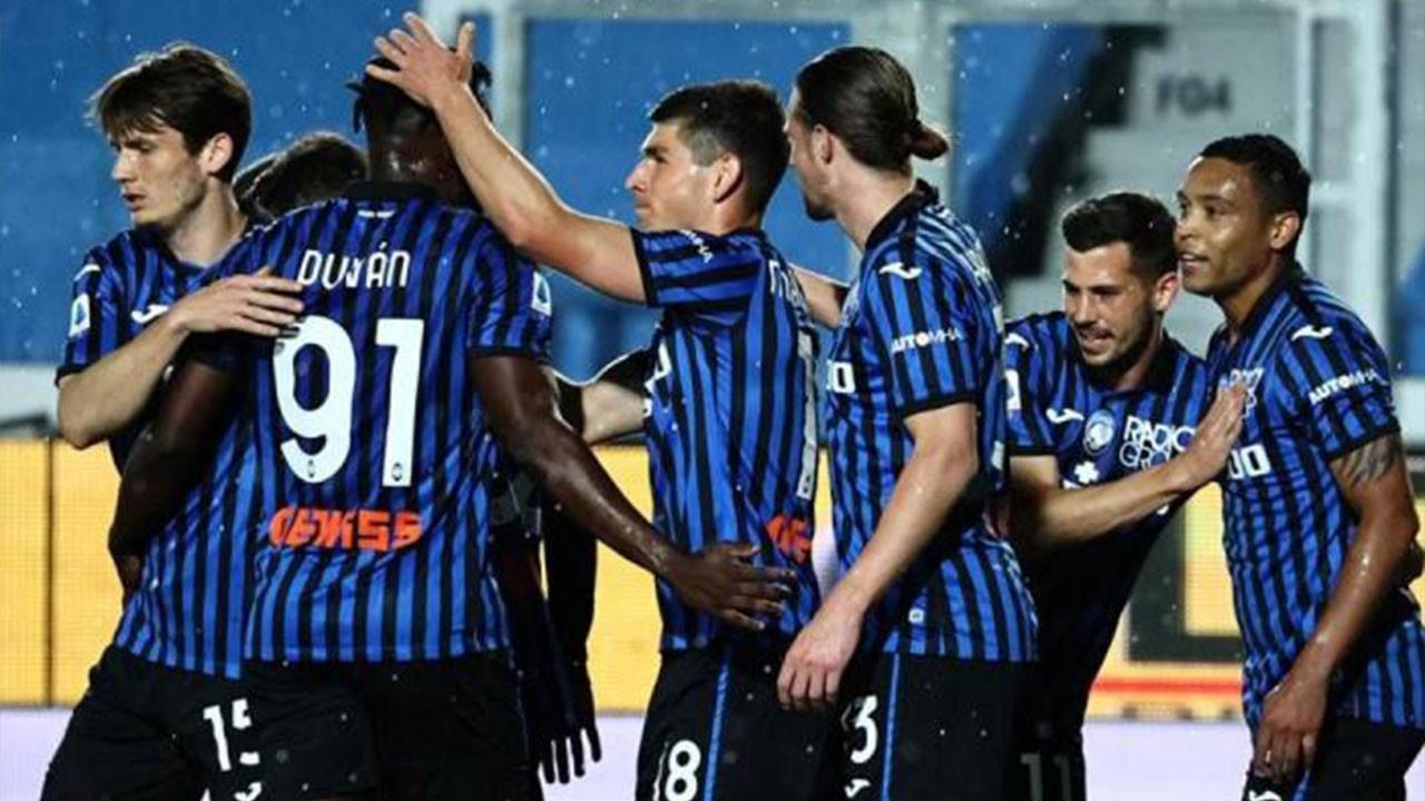 Atalanta 2 Benevento 0