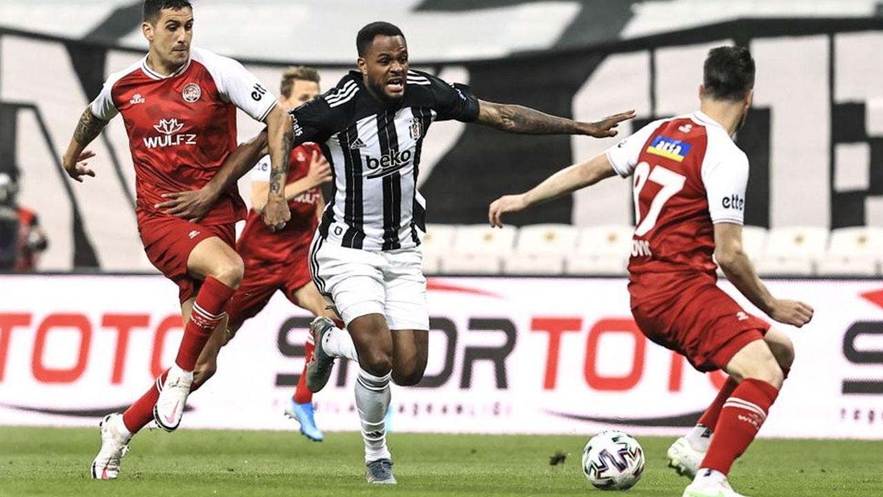 Beşiktaş 1 Karagümrük 2