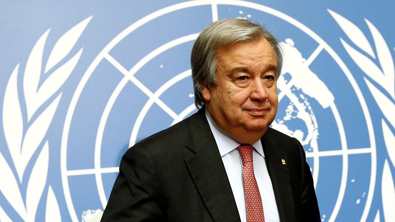 Birleşmiş Milletler toplanma kararı aldı!