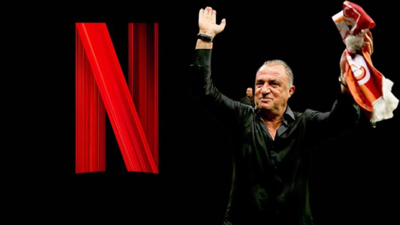 Netflix Fatih Terim bombasını patlattı!