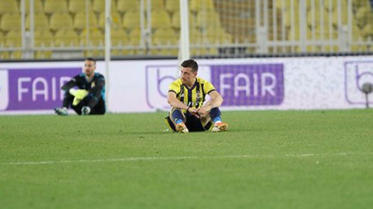 Fenerbahçe 1 Sivasspor 2