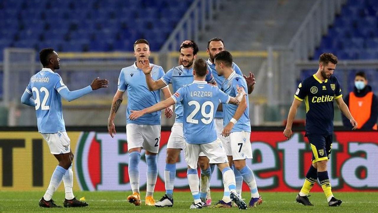 Lazio 1 Parma 0
