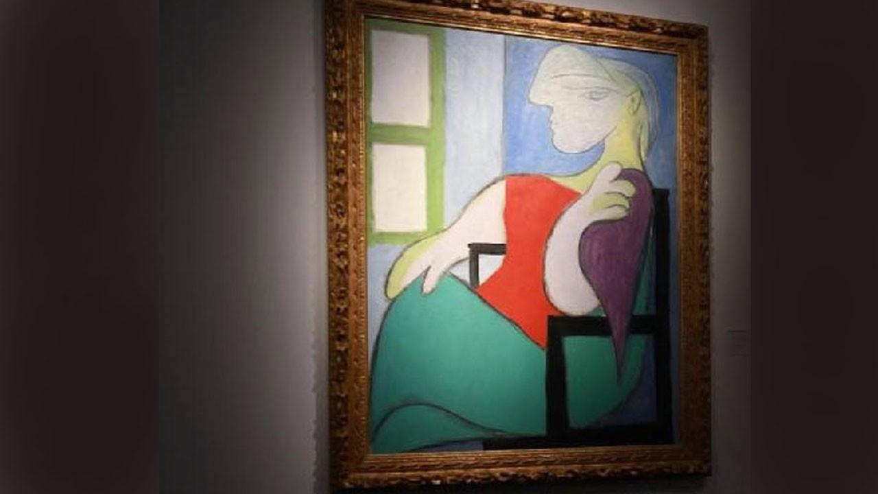 Picasso'nun ünlü tablosu 103 milyon dolara satıldı