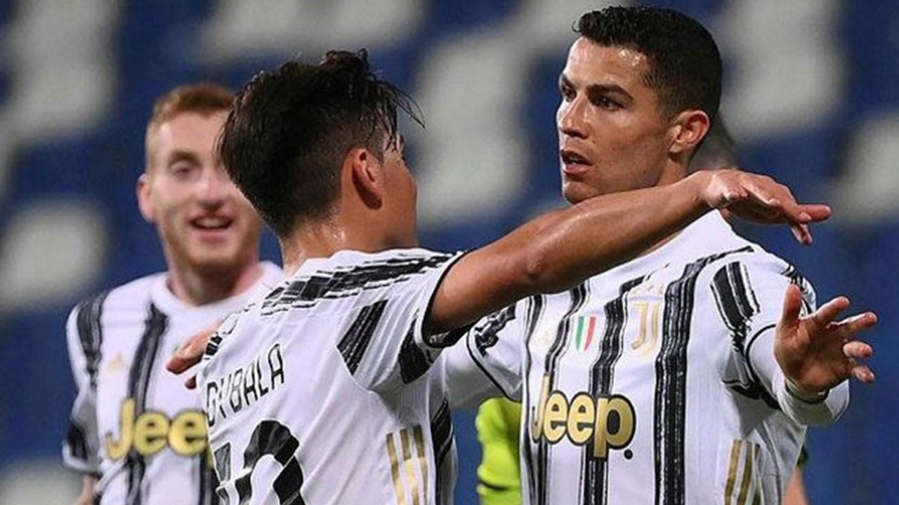 Sassuolo 1 Juventus 3