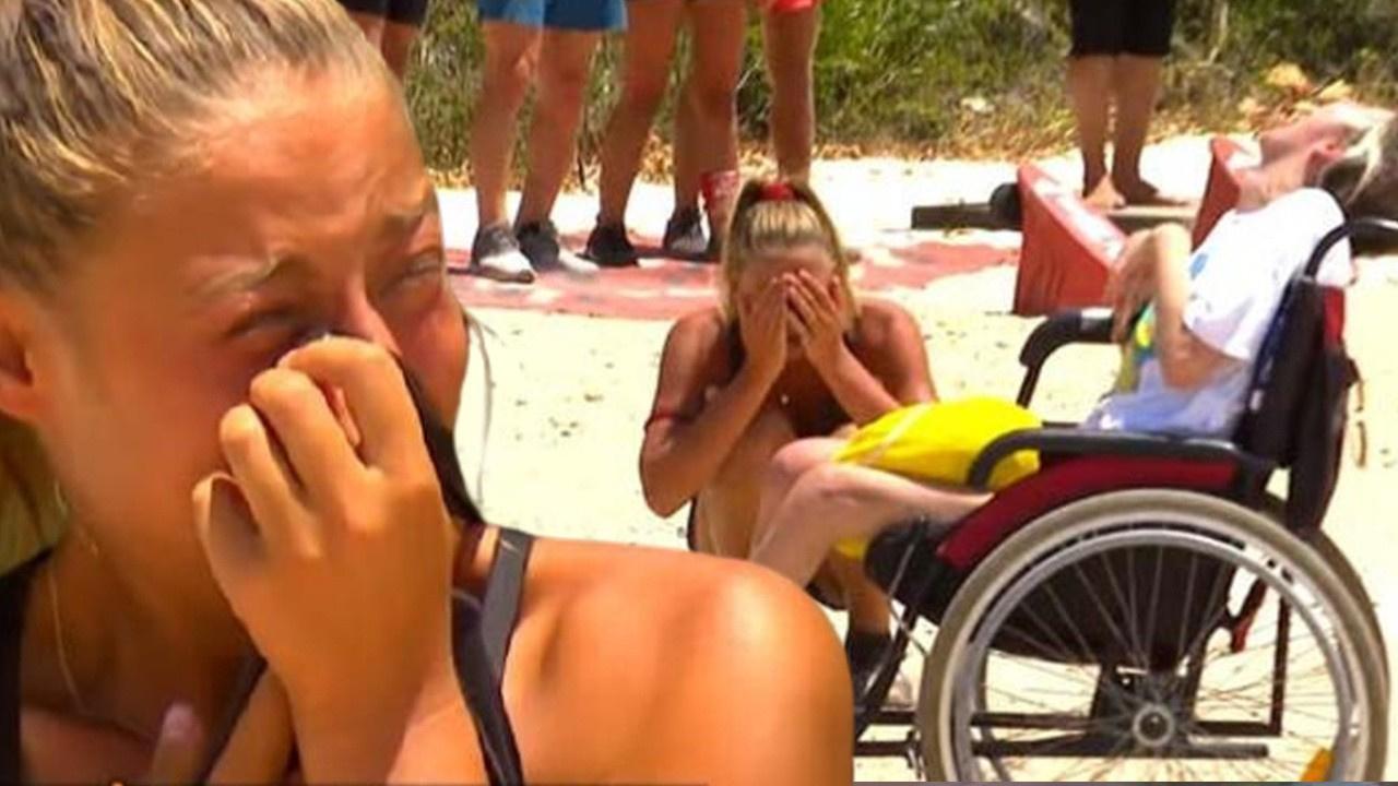 Survivor Aleyna'nın çığlıkları Dominik'i inletti!