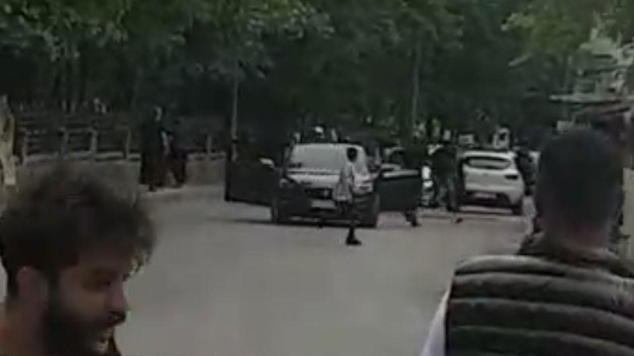 Beyoğlu'nda iki grup arasında silahlı kavga