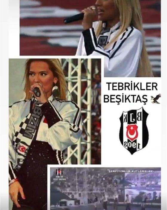 Ünlü isimler Beşiktaş'ın şampiyonluğunu böyle kutladı! - Sayfa 3