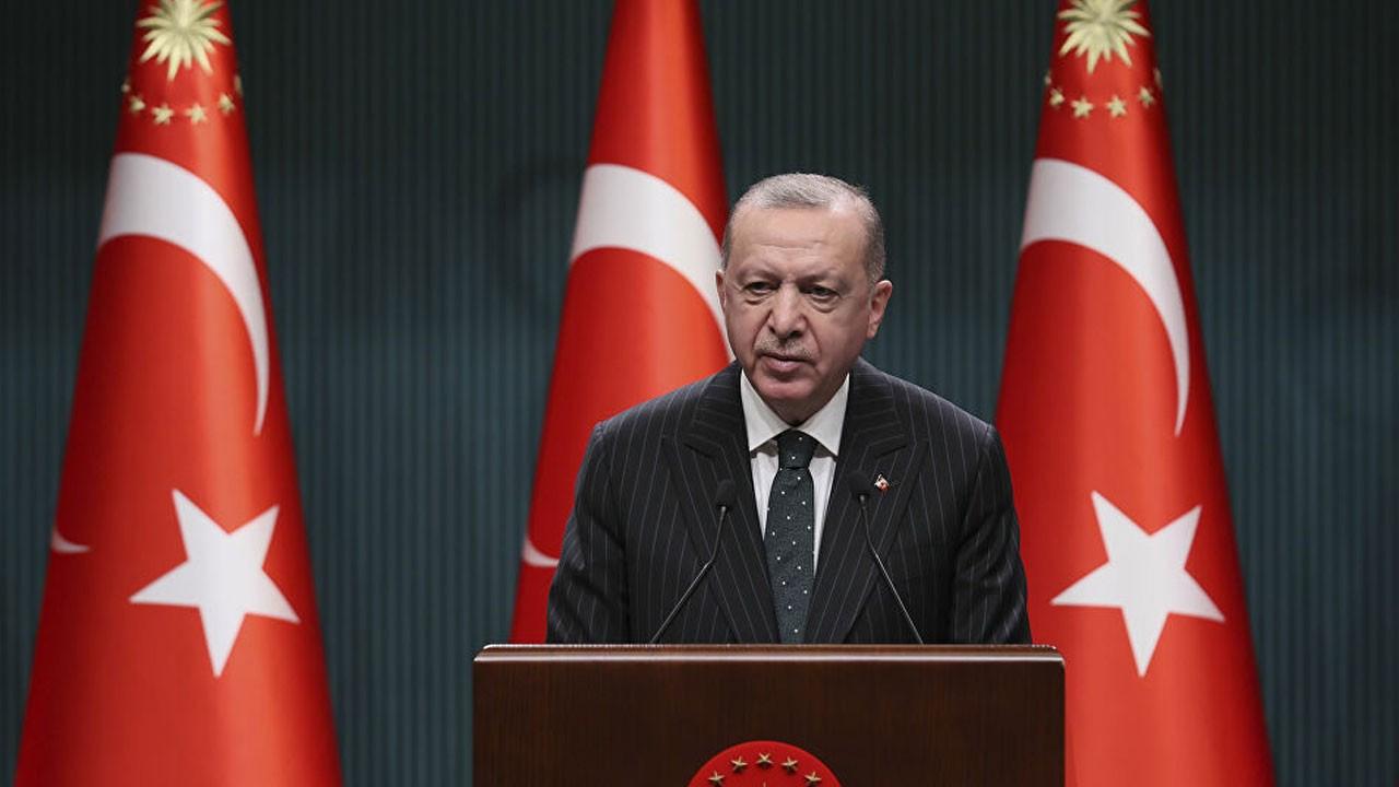 Cumhurbaşkanı Erdoğan'dan İsrail'e çok sert sözler