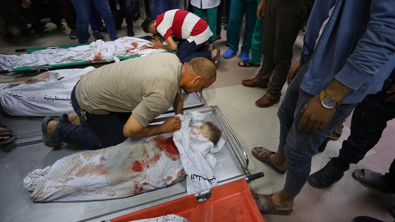 39'u çocuk, 22'si kadın 139 Filistinli şehit oldu