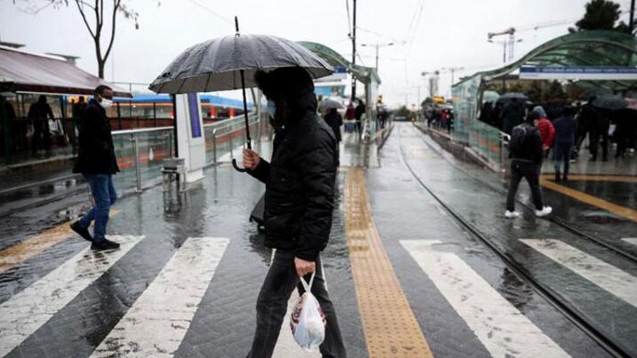 Meteoroloji yeni hava raporunu yayımladı