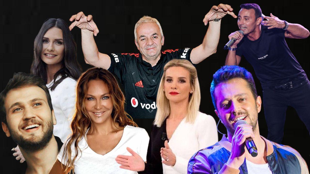 Ünlü isimler Beşiktaş'ın şampiyonluğunu böyle kutladı! - Sayfa 1